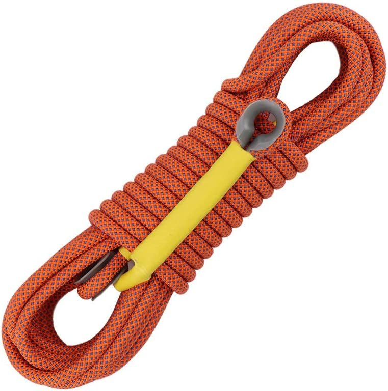 GAONAN Escalada de Cuerda, diámetro de 8 mm al Aire Libre ...