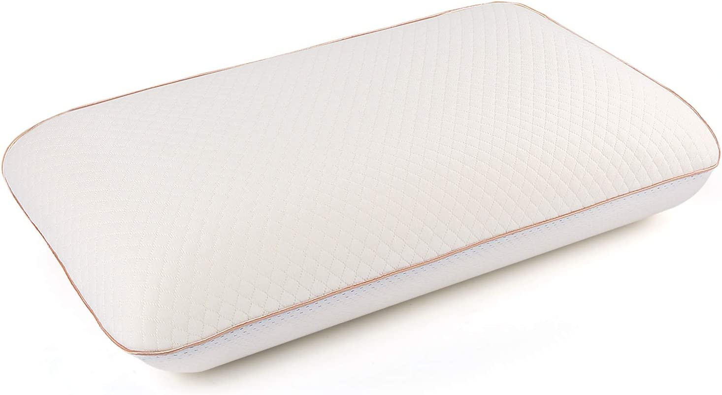 Power Of Nature Memory Foam Pillow