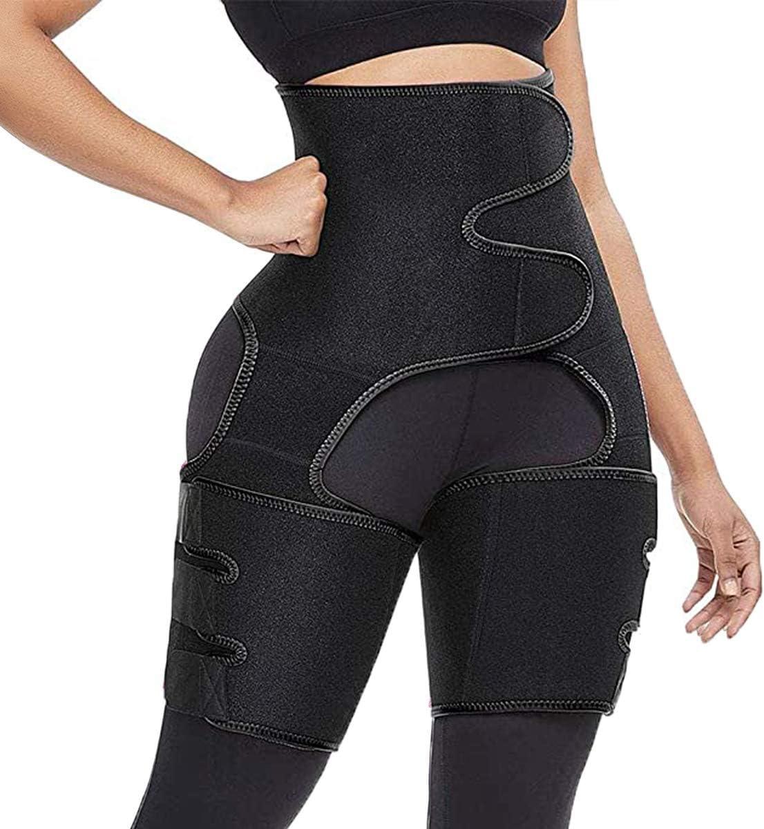 Everbeauty 2020 Waist Trimmer for Women Weight Loss Hip Enhancer Invisible Lift Butt Lifter Body Shaper EYD002