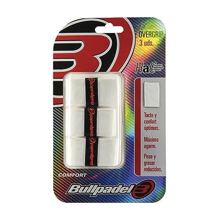 Amazon.com: Bull Padel GB1200 - Pack of 3 Overgrips: Sports ...