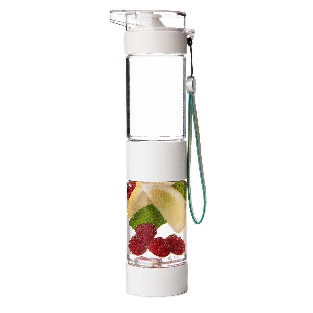 Define Bottle - Trinkflasche mit Früchteeinsatz: Amazon.de: Sport ...