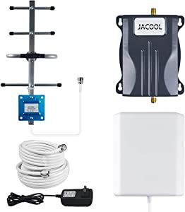 Verizon Cell Phone Signal Booster 5G 4G LTE Cell Phone Booster Verizon Cell Signal Booster Verizon Signal Booster Repeater Amplifier Verizon Cell Booster Extender