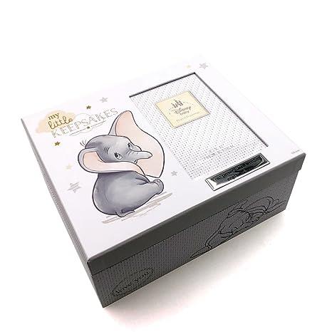 Disney de Dumbo diseño de bebé caja de recuerdos regalo ...