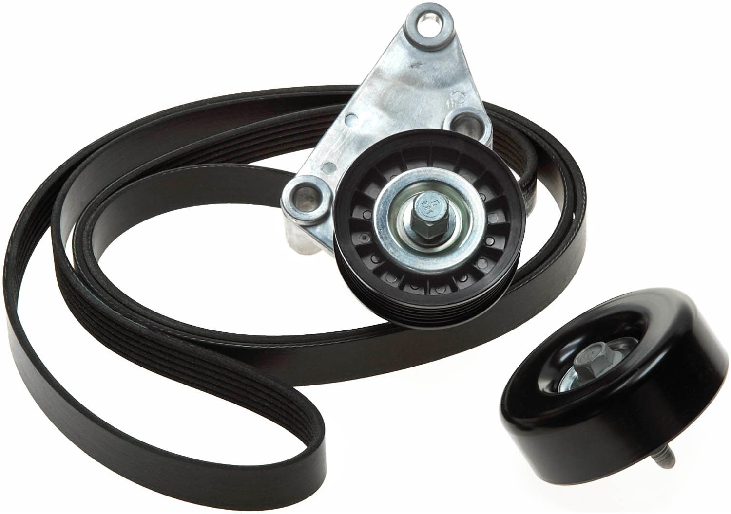 ACDelco ACK060923K1 Professional Accessory Belt Drive System Tensioner Kit
