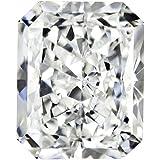 GIA Certified Radiant-Cut Loose Diamond (3/4 Carat)