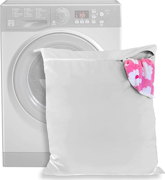 Bolsa de Lavandería Mascotas – mantenga su lavadora libre de pelo ...