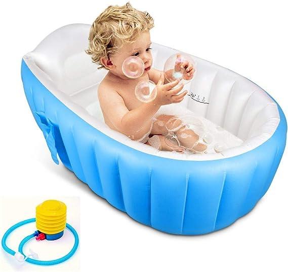 Bañera Hinchable para Piscina Verano Infantil Ducha Bathtub ...
