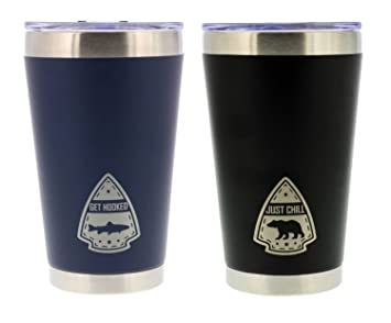 5e82249c410 Reduce Cold-1 Insulated Drink Tumbler Cup with Lid, 2 Pack - Pint Size