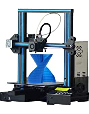 GEEETECH A10 Stampante 3D Prusa I3 Assemblaggio facile e veloce DIY Kit con area di stampa 220×220×260mm, Ripresa del lavoro in caso di blackout elettrico, scheda madre GT2560 OPEN SOURCE.