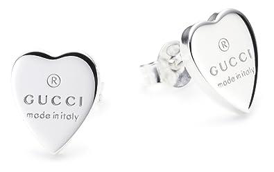 16115de52 Gucci - YBD223990001 - Trademark - Boucles d'Oreilles Femme - Coeur ...