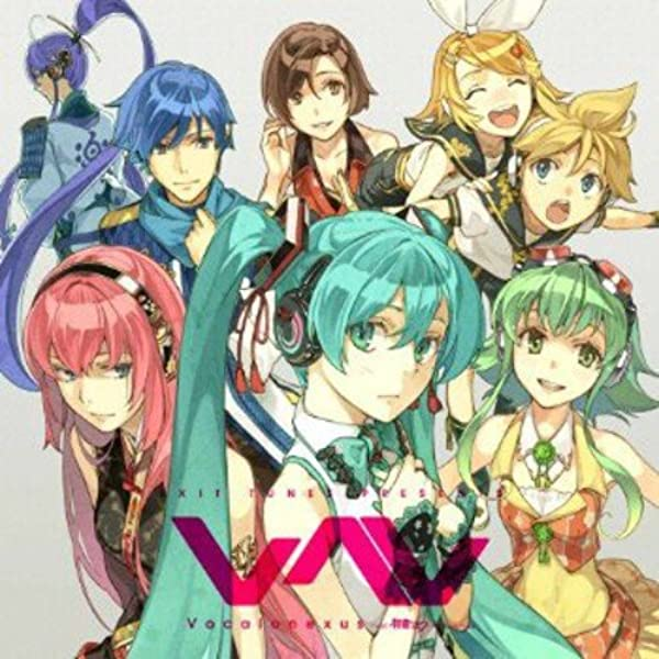 Image result for Various Artists EXIT TUNES PRESENTS Vocalonexus feat. Hatsune Miku 31,259