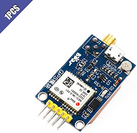 NEO-7M NEO-6M GPS Satellite Positioning Module Dev Board for Arduino STM32 C51