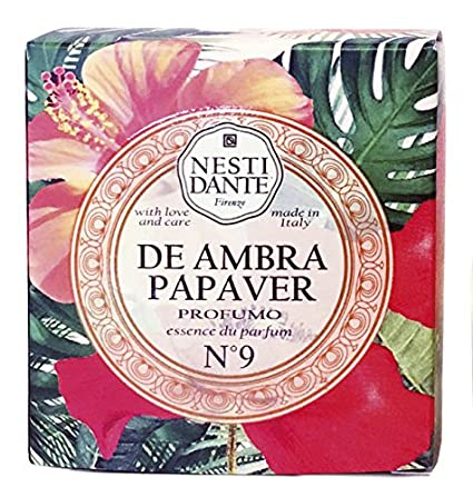 "Képtalálat a következőre: ""Nesti Dante With Love and Care No. 9. - De Ambra Papaver EDP"""