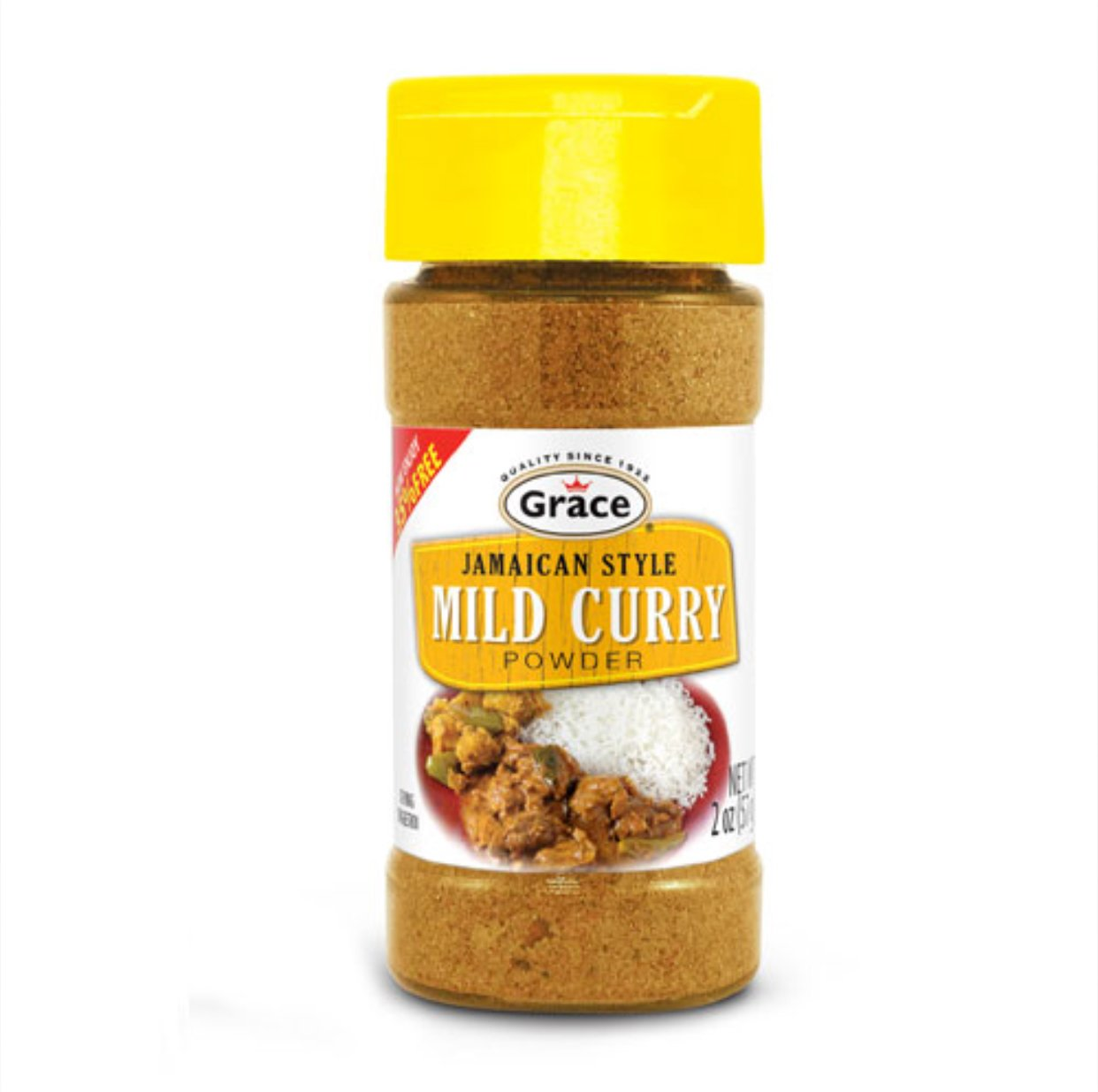 Amazoncom Grace Jamaican Style Curry Powder Choose From