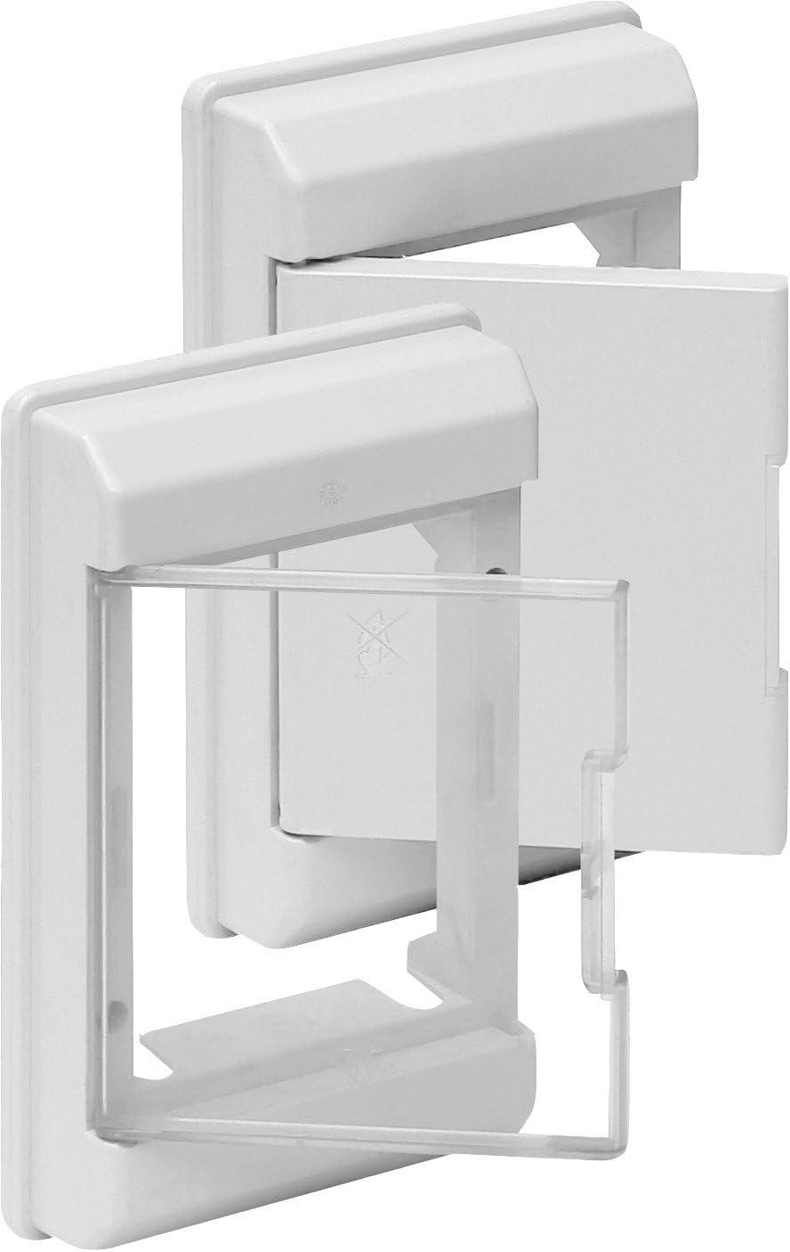 SOLERA 5253B Marco y Puerta para Caja de Distribución: Amazon.es ...