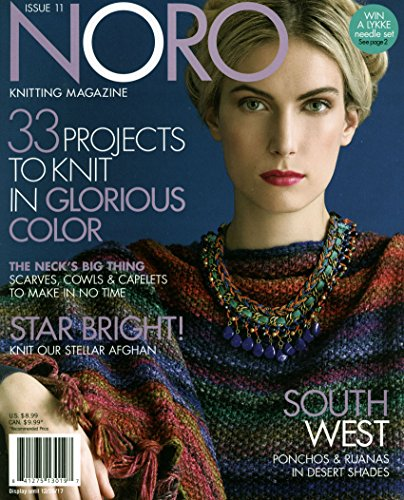 Noro Knitting Magazine #11 Fall Winter 2017