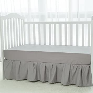 bed khaki p white spots wish collection skirt nursery stripe set add cover rail no and mobile list crib dalmatian to