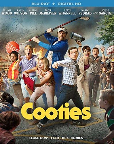Blu-ray : Cooties (Blu-ray)