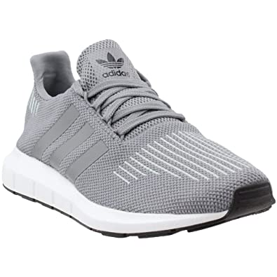 online retailer f855e d750c adidas Originals Men s Swift Run Shoes,grey three fabric, grey three  fabric, core