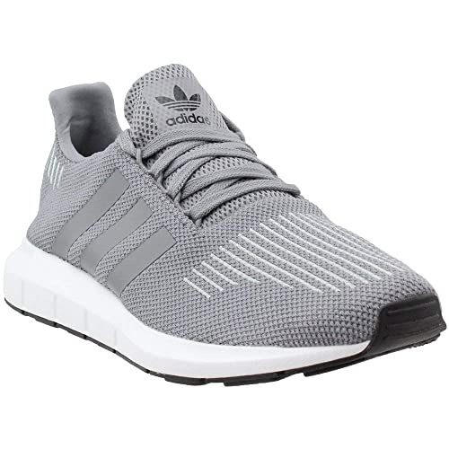 adidas Men s Swift Run Shoes,grey three fabric, grey three fabric, core  black 2a8622af2f