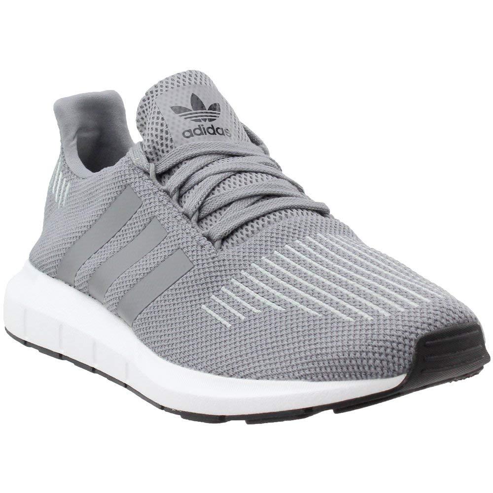 48bec96e984cb Galleon - Adidas Originals Men's Swift Run Shoes,grey Three Fabric ...