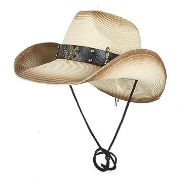 Vaquero Sombrero de Verano Sombrero de Vaquero for papá Caballero ...