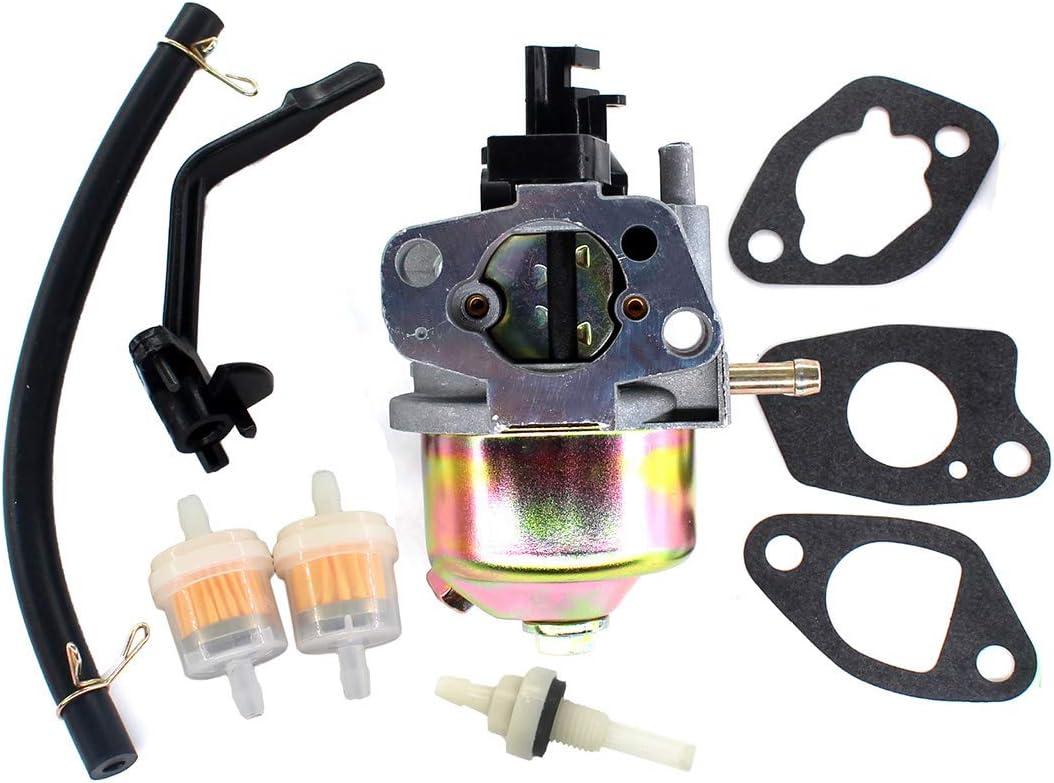 Amazon.com : USPEEDA Carburetor for Sears Craftsman Rototiller 751-10797  951-10797 951-12785 951-12124 Fuel Filter : Garden & OutdoorAmazon.com
