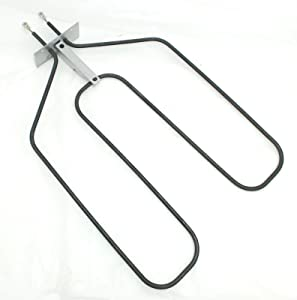 Replacement Broil Element for General Electric & Hotpoint Ranges WB44X173, WB44X185