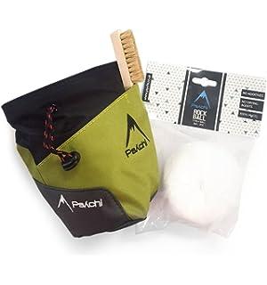 Psychi Pack de démarrage pour escalade varappe avec sac à  magnésie ceinture boule c64ebe09aa2