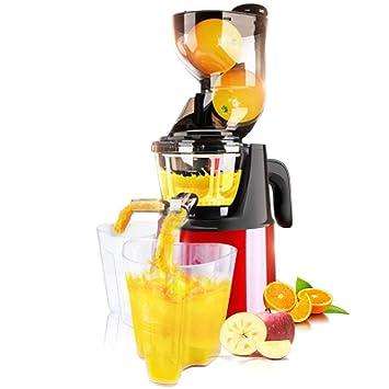 HhGold Exprimidor automático de Frutas y Verduras Multifuncional Frito máquina de Jugo de Jugo Máquina de Soja Mini Leche, Oro (Color : -, tamaño ...