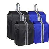Portable Travel Shoe Bags Waterproof Organizer Space Saving Storage Multipack