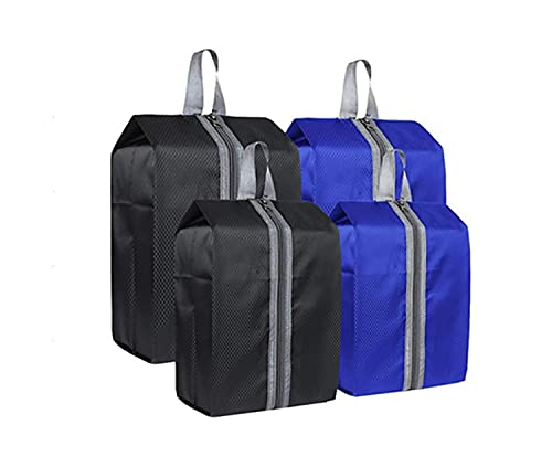 New Fashion 1 Pc Shoes Bag Waterproof Portable Outdoor Travel Shoes Bags Wash Tote Toiletries Laundry Shoe Storage Bag Novel Design; In