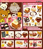 Re-Ment San-X Rilakkuma Chocolate Cafe (Complete Set)