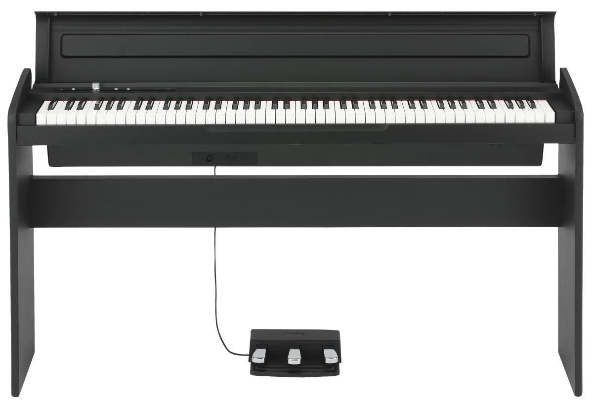 Pianos digitales Korg lp-180 BK Pianos digitales muebles: Amazon.es: Instrumentos musicales
