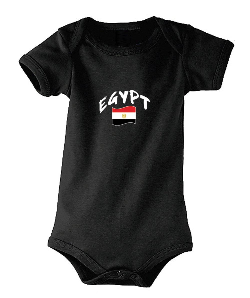 Supportershop Egypte Body bébé Enfant SUPQM|#Supportershop
