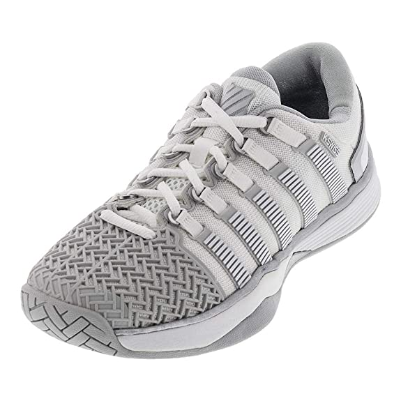 Amazon.com | K-Swiss Womens Hypercourt 2.0 Blue | Tennis & Racquet Sports