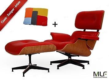 MLF Lounge Chair Eames U0026amp; Ottoman (5 Farben). Haute  ¨ ¦