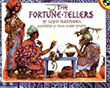 Front cover for the book The Fortune-Tellers by Lloyd Alexander