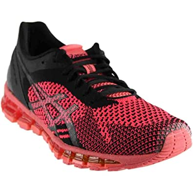 check out 3338c 81874 ASICS Women's Gel-Quantum 360 3 Running Shoe,Peach/Black/Onyx,US 6 B