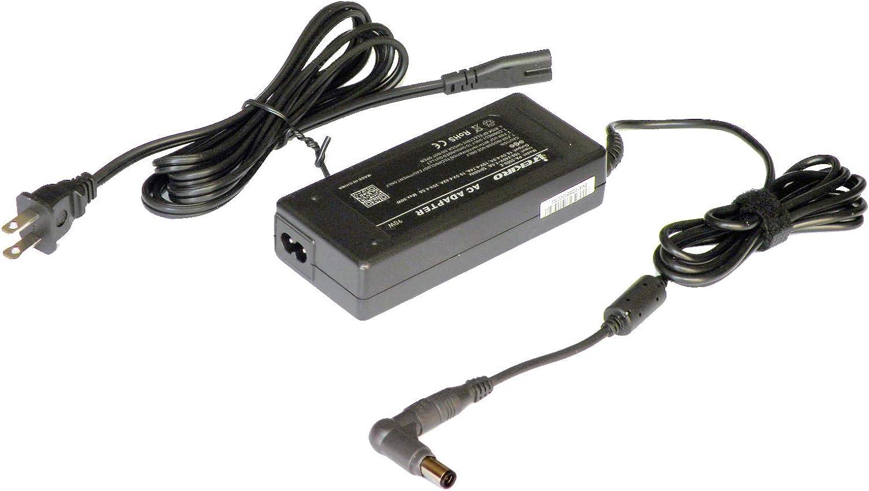 iTEKIRO 90W AC Adapter for Dell HA65NE0-00, HA65NE1-00, HA65NS0-00, HA65NS1-00, HA65NS2-00, HA65NS5-00, HA90PE0-00, HA90PE1-00, HF991, HH44H, HP-AF065B83, HP-OQ065B63, HX648, J62H3, K9TGR, KC529