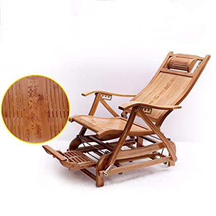 GJM Comprar Lounge Chair --- Mecedora De Bambú Mecedora ...