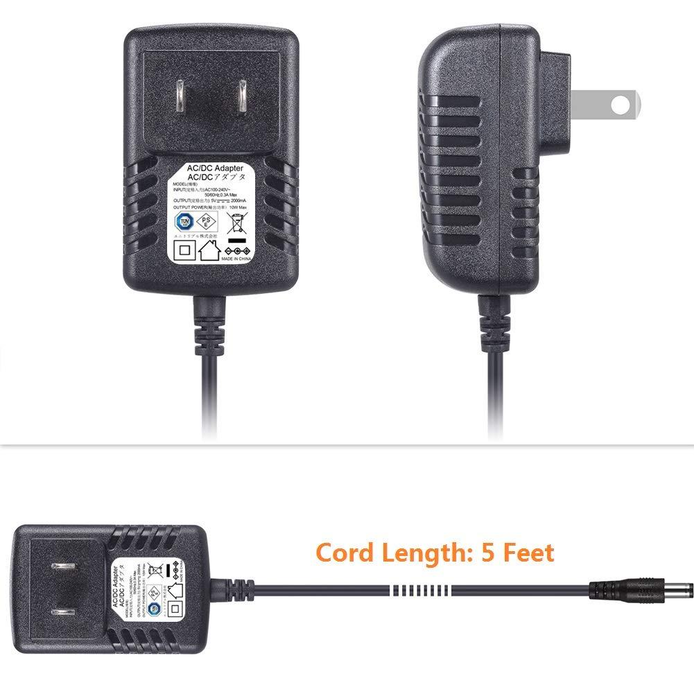 Amazon.com: SoulBay 5 V 2 A cargador adaptador de CA de ...