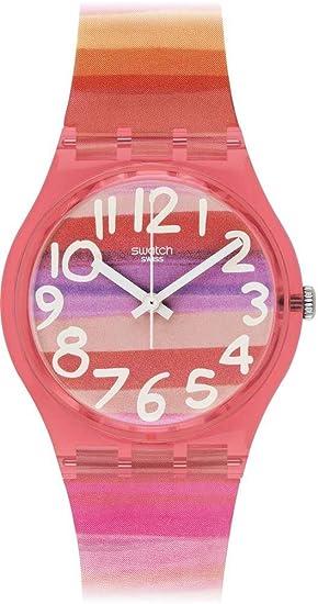 orologio donna plastica