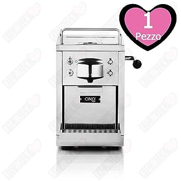 Máquina para café espresso en cápsulas compatibles Nespresso: Amazon.es: Hogar