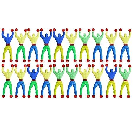 com-four Sticky Ninja - Escaladores de Ventanas (20 Unidades ...