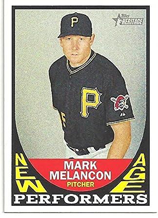 Mark Melancon New Age Performers 2016 Topps Heritage Baseball
