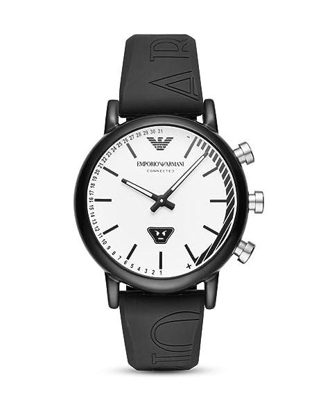 Emporio Armani Reloj Analógico para Hombre de Cuarzo con ...