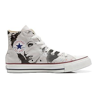 7788fc57bd1 Converse All Star Hi Personnalisé et Imprimés Chaussures Coutume ...