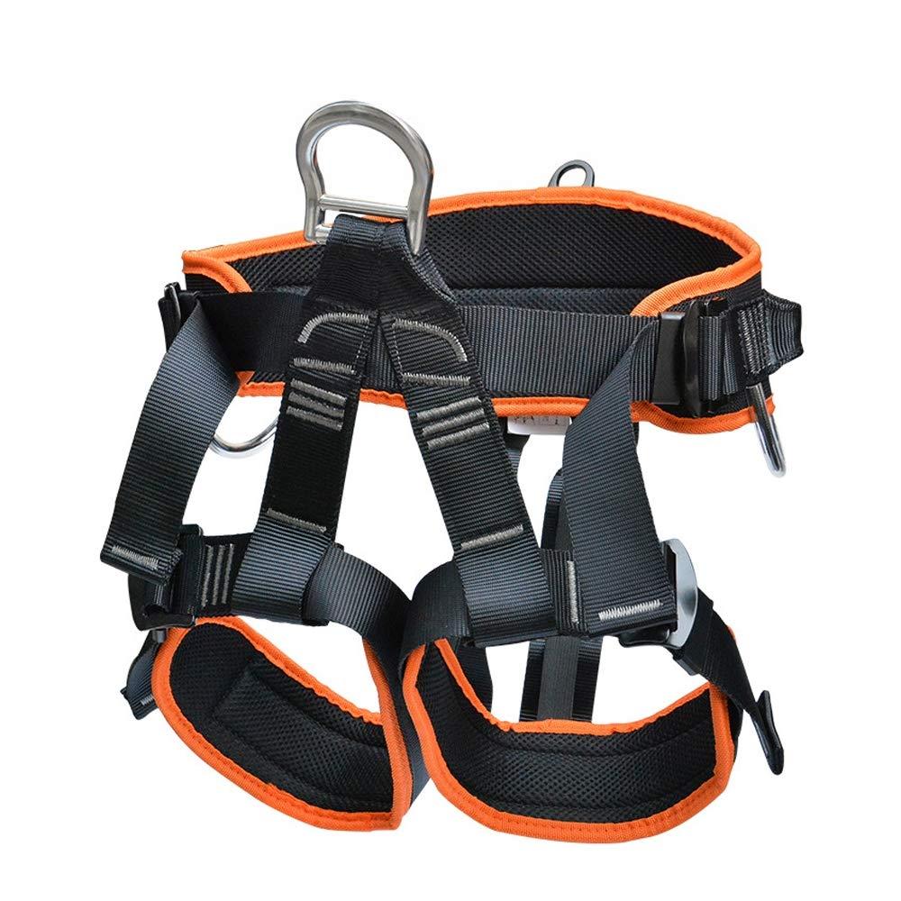 HYRL Arnés De Escalada Cinturones De Seguridad De Trabajo Aéreo ...