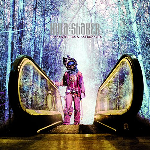 Vinilo : Kula Shaker - Peasants Pigs & Astronauts (180 Gram Vinyl)